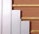 ПВХ панели для отделки стен