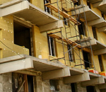 Утепление фасадов. Метод скрепленной теплоизоляции