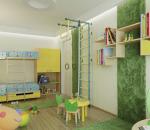 Нестандартное решение – ковролин в качестве стенового покрытия