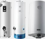 Выбираем водонагреватель для дома