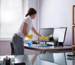 Какие средства используют клининговые компании при уборке офисов?