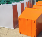 Уличные урны и контейнеры — первая ступень в утилизации отходов