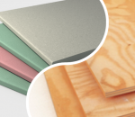 Незаменимые строительные материалы — гипсокартон, фанера