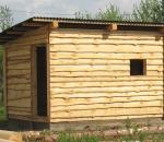 Достоинства и недостатки домов с односкатной кровлей