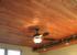Обзор материалов для отделки потолка в деревянном доме