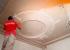 Технология шпаклевания потолка из гипсокартона
