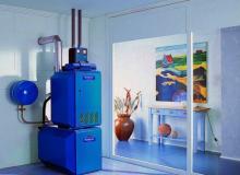 Что лучше – котел газовый напольный или настенный?
