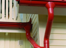 Виды водостоков для частного дома
