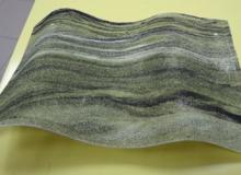 Применение гибкого камня в строительстве