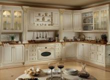 Варианты оформления кухни в классическом стиле