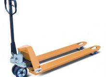Гидравлическая тележка — незаменимая вещь для вашего склада