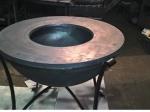 Что выбрать: чугунный мангал и стальной?