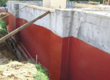 Использование проникающих материалов для гидроизоляции фундамента