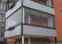 Основные способы остекления балконов