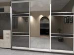Шкафы-купе с рисунками и украшениями на дверях, какими они бывают?