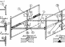 Изображение элементов стальных конструкций в чертежах КМД