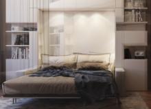 Интерьерные решения для малогабаритной квартиры