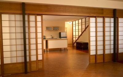Раздвижные двери в ковбойском стиле