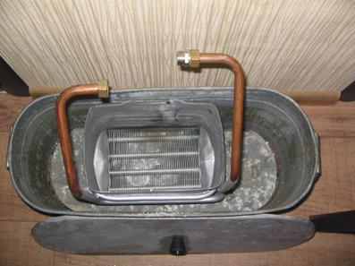 Как промыть газовую колонку не снимая теплообменник Пластинчатый теплообменник-испаритель Машимпэкс (GEA) CT 193 Сургут