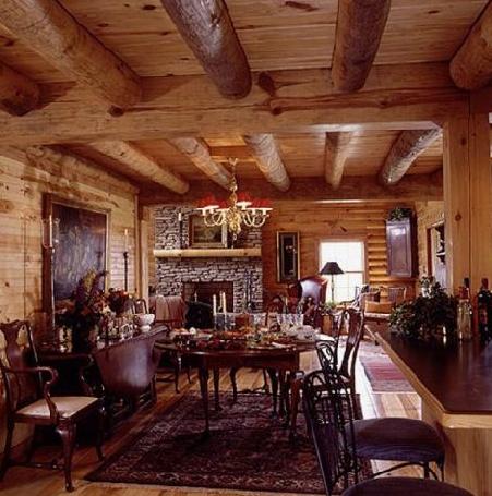 Рельефный подшивной потолок из натуральных материалов
