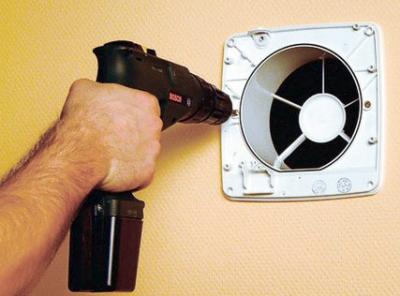 Принудительная вентиляция в квартире