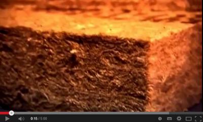 Утепление брусового дома снаружи каменной ватой